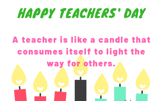 Teachers Day Quotes, Thoughts and Messages 1