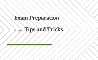 How to Prepare for Exam: Tips and Tricks 247