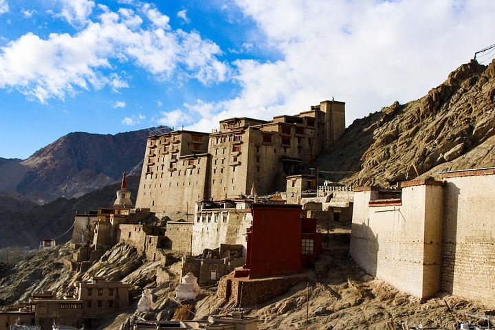 Leh by Andrew Harvey