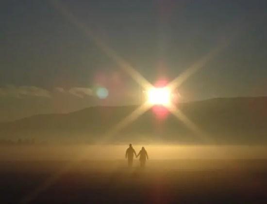 Love Across the Salt Desert Summary