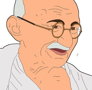 Essay on Mahatma Ghandhi 1