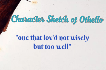Character Analysis of Othello 2