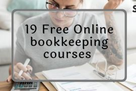 Learn basic accounting- free online bookkeeping courses to master your business account