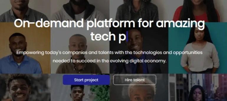 Findworka - a Nigerian online platform for freelancers