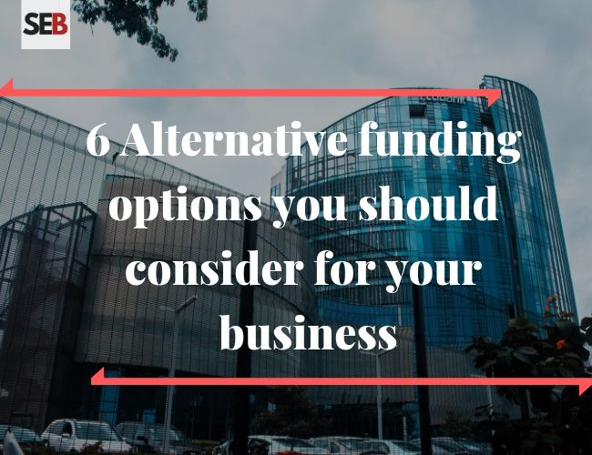 6 alternative funding options available in nigeria