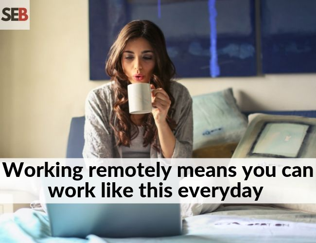how to work remotely what does remote work mean