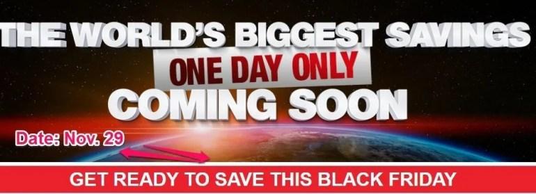 Shoprite black friday deals - nov 29