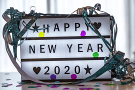 Happy new year 2020 - New year marketing ideas to grow your business