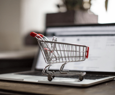 shopping cart - ecommerce marketing campaign ideas