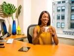 Remote work in Nigeria - a female professional