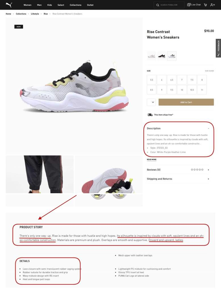How to Write Product Descriptions that Sell + 6 Ecom Brands Crushing it. 3
