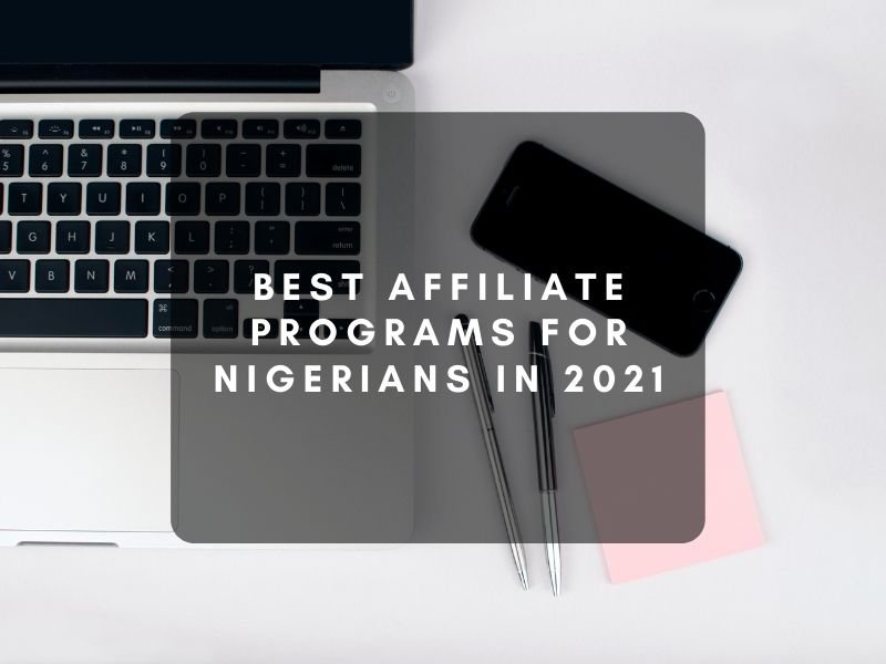Best Affiliate Marketing programs Nigeria