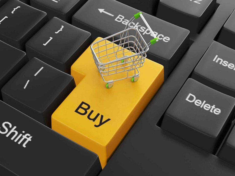موقع تجارة إلكترونية