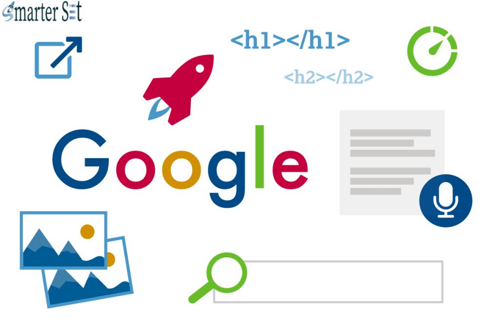 عوامل تصنيف جوجل