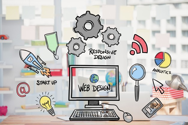 شركة تصميم مواقع