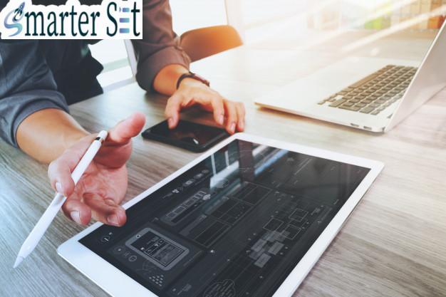 website designer working digital tablet computer laptop digital design diagram 103164 18