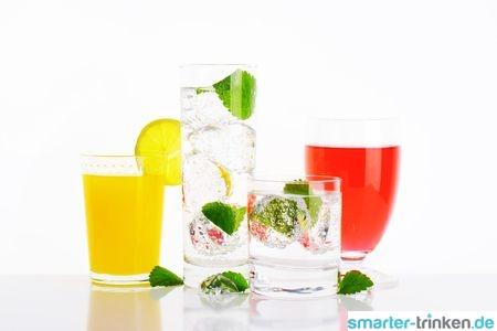 Wie die Glasauswahl den Wassergeschmack beeinflusst
