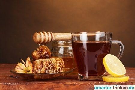 Die süße Unterstützung beim Abnehmen: Honigwasser