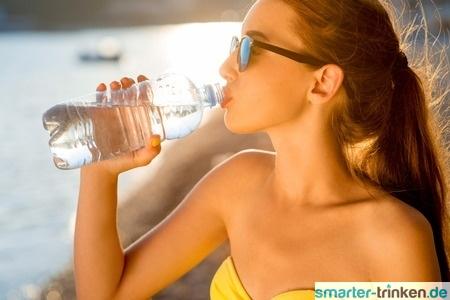 Tendenz zu mehr Mineralwasser und Erfrischungsgetränken