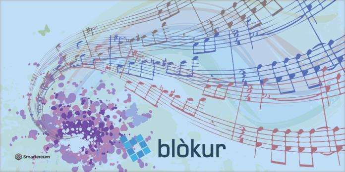 blokur-music-blockchain