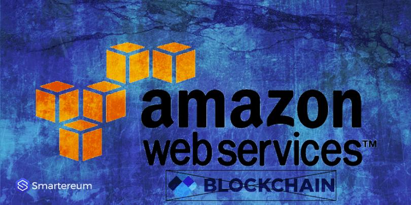 amazon blockchain-aws-reinvent