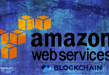 amazon blockchain-aws-reinvent