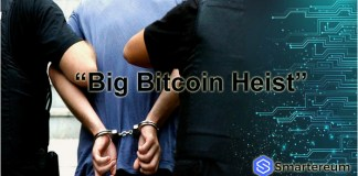 """Big Bitcoin Heist"" suspect who escaped has been arrested in Amsterdam"