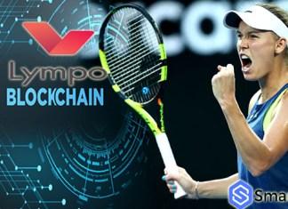 Tennis Star Caroline Wozniacki becomes the first female athlete to endorse a blockchain startup