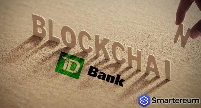 tdbank blockchain patent
