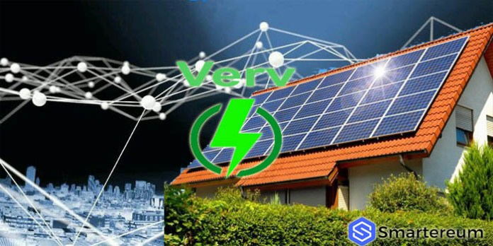 UK Firm Verv develops Blockchain Energy Trading Platform