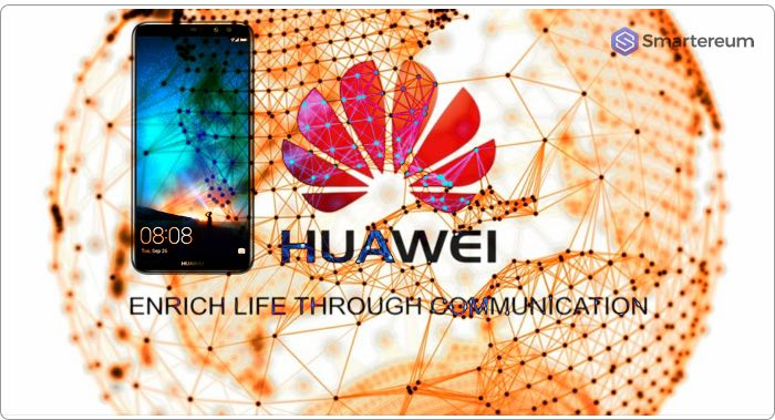 Chinese phones manufacturer, Huawei, is making a Bitcoin-based smartphone