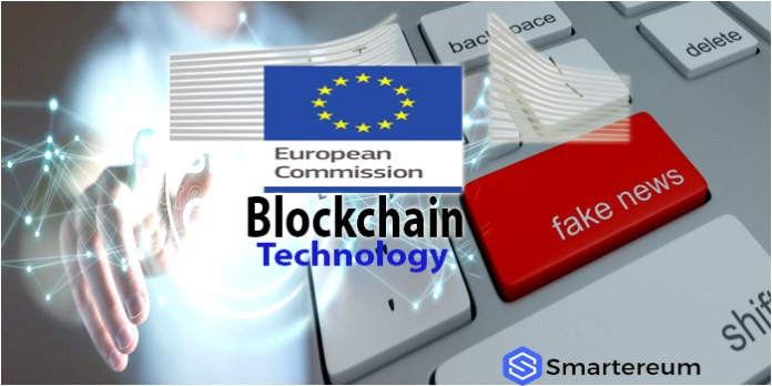 The European Commission Wants to Use Blockchain Technology to fight Fake News Online