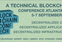 Blockchain Conf BlockchainConf.Tech Atlanta