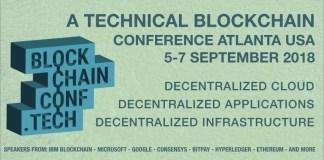 Blockchain Conf BlockchainConf.Tech Atlanta