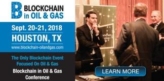 Blockchain Oil Gas Conference Houston