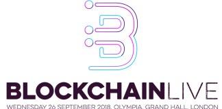 Blockchain Live London 2018