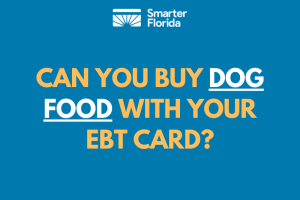 Can you buy dog food with EBT Card?