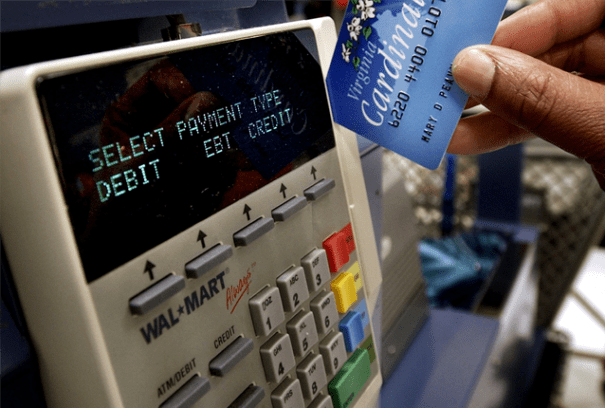 Walmart accept EBT card