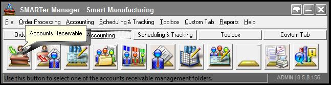 accounts-receivable-manufacturing erp software