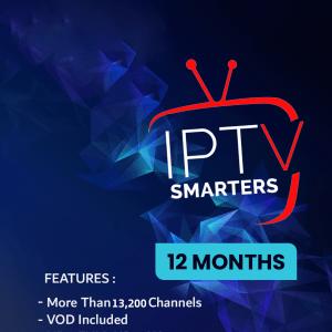 IPTV Smarters Subscription