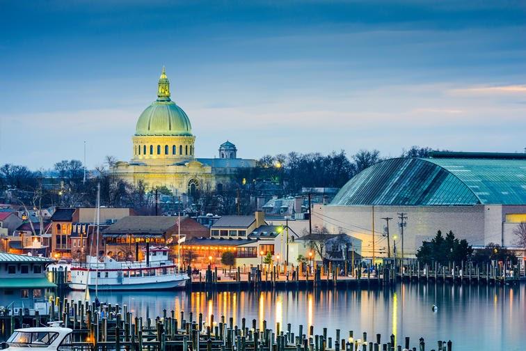Maryland Annapolis EWAEX1