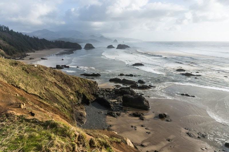 Oregon coast DC2690