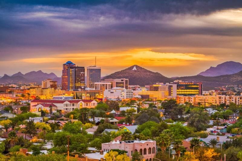 13 Arizona Tucson MWRFTC