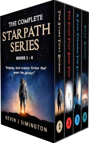 The Complete STARPATH Series - All 4 Books!