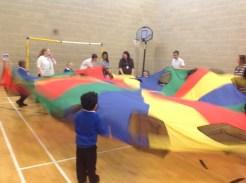 Y10 and Juniper Parachute
