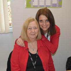 Mrs Peacock & Mrs Miller - Red Nose Day