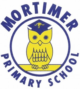 mortimer badge