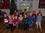 Y1GH Christmas jumpers