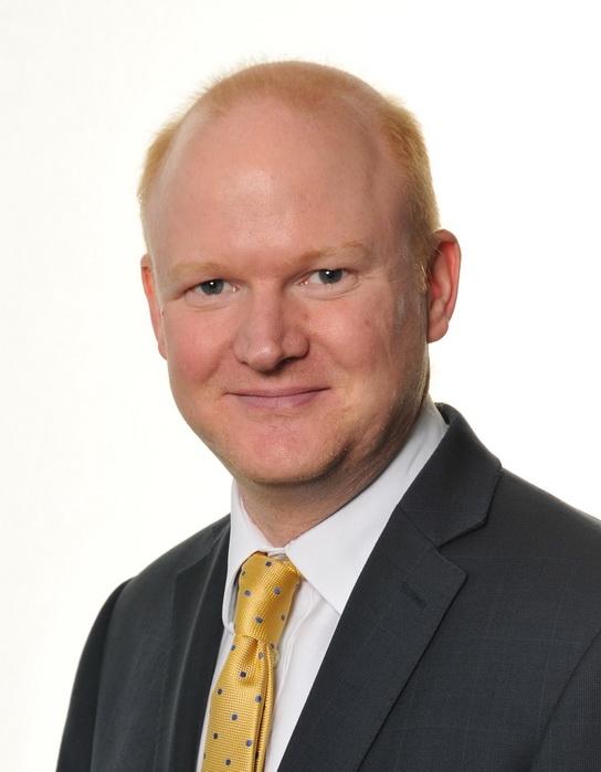 Mr Simon McBride : Co-Principal