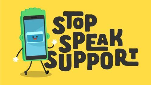 Stop Speak Support
